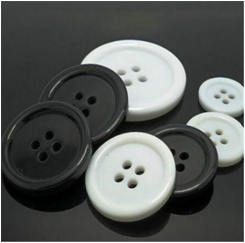 Basic Polyester Suit Button