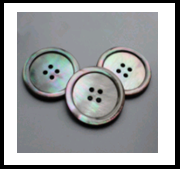 Mother of Pearl Coat Button